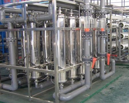 化工用反渗透超纯水设备