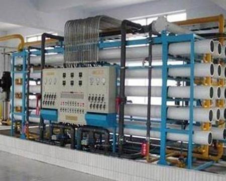 50吨/小时去离子水处理设备