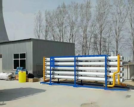 造纸行业中水回用设备