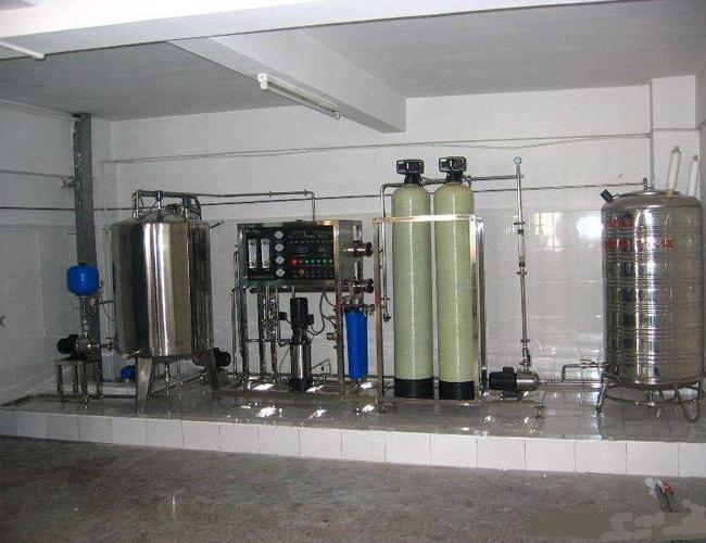小区直饮水设备解决方案